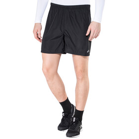 asics Woven - Short running Homme - noir